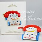 2009 Hallmark Fisher Price Chatter Telephone Keepsake Ornament Toy Phone Vintage