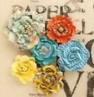 Prima Flowers LADY BIRD Paper Flowers Home Decor Planner Tags 565459