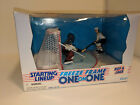 STARTING LINEUP HOCKEY FREEZE FRAME ONE ON ONE  ROY & JAGR, New, Collectible