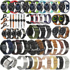 Various Leather Strap Band For Amazfit Stratos 2/2S Pace Classic Smartwatch 22mm