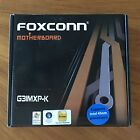 New Foxconn G31MXP K Micro ATX Motherboard Supports Intel LGA775 and DDR2 RAM