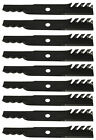 9 USA Mower Blades Toothed for Exmark 103 6382 Toro 109 6873 36 52 Deck