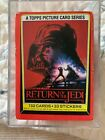 1983 Topps Star Wars Return of the Jedi Red Complete Card Set