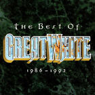 Great White - The Best Of Great White 1986-1992 CD (1993) !