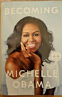 Michelle Obama Becoming Signed Autographed Book + Extras 2018