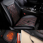 Carbon Fiber Heating Sheet Car Seat Heater Chair Cushion Warmer Cover Pad Good