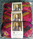 NEW Red Heart Boutique Sashay Yarn Mambo Package of 3