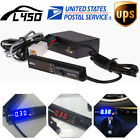 From US Auto Turbo Timer NA&Turbo Digital LED Display Universal APEXI Light Unit