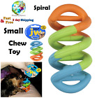 Rubber Dog Chew Toys Teething Tug Interactive Toy Small Puppy Dogs Pets Supplies