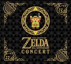 New  Legend of Zelda 30th concert Music 2CD DVD Box First Limited edition