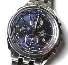 Casio Edifice World Time EFB 301JD Made in Japan