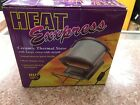 Heat Exxpress Ceramic Thermal Stove HE 102 New In Box