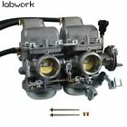 For Honda Rebel CA CMX 250 C CMX250 CA250 Carburetor Dual Carb ASSY Set Chamber