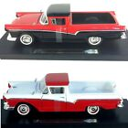 Road Legends 1957 Ford Ranchero Red White 118 Diecast C4 In Original Package