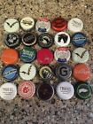 Beer Bottle Brewelry Cap Beer Crowns Brewing Lot Of 25 Crafts Jewelry Collection
