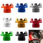 M20*25 Motorcycle CNC Engine Oil Filler Cap Inlet Cover Screw For Kawasaki Z650
