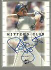 Robin Yount 2000 Upper Deck Hitters Club Auto Autograph Milwaukee Brewers HOF