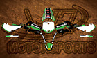 2000-2014 Kawasaki KX65 KX 65 2002-2009 KLX 110 KLX110 GRAPHICS DECALS KIT