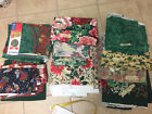 Christmas fabric Lot Over 27 yards New