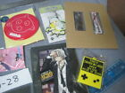 Various Anime Stuff Lot Kamigami no Asobi Katekyo Hitman Reborn Show By Rock