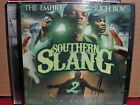 The Empire & Rich Boy - Southern Slang 2 New Regime CD Mixtape RAre RAP
