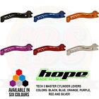 Hope 2014 Tech 3 Master Cylinder Brake Lever Blade All Colors Brand New