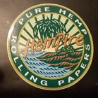 Hempire Hemp Rolling Papers Vintage Skateboard Skate Sticker Decal 90s RARE
