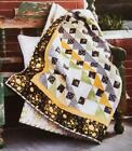 SKIPPING STONES Quilt Pattern Strip Piecing Assorted Prints from Magazine