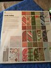 Basic Grey Scrapbook Paper Collection Nordic Holiday HTF