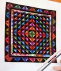 RADIANCE Quilt Pattern Paper Foundation Piecing Advanced from Magazine