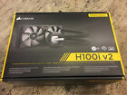 Corsair Hydro Series H100I V2 CPU Cooler All in one Water Cooler Intel