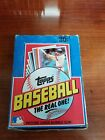 1982 Topps Wax Pack box with 16 sealed packs. Possible Cal Ripken Jr rookie