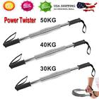 30 40 50KG Heavy Duty Power Bar Twister upper Body workout Strength Training New