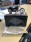 Maisto Harley Davidson FXSTB 1999 Night Train Motorcycle Scale 1:18 Model New