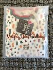 NWT Matilda Jane Baby Girl Pumpkin Patch Bodysuit 12 18 months
