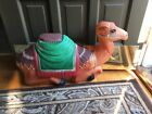 Vintage Empire Camel Blow Mold 28 Long Christmas Yard Decor Nativity Figure