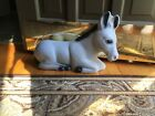 Vintage Empire Donkey Blow Mold Christmas Yard Decoration Nativity Figure 18
