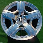 Genuine OEM Factory Bentley Continental GTC Flying Spur MULLINER 21 inch WHEEL