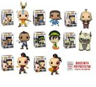 Funko Pop Movies : AVATAR : The Last AirBender Individual or Set w Case