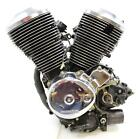 2000 Honda Shadow Ace 750 Vt750cd Deluxe Engine Motor Running Video Strong Motor
