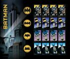 2014 Batman DC Comic Full Sheet of 20 Forever Stamps USPS 75th Anniversary