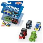 Thomas & DC Super Friends Fisher-Price Trains MINIS Collection 4 Fun Character