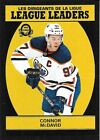 2015-16 O-Pee-Chee Hockey Connor McDavid Redemption Card Offer 16