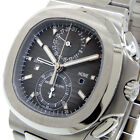 PATEK PHILIPPE 5990/1A-001 NAUTILUS 5990 TRAVEL TIME CHRONOGRAPH BLACK