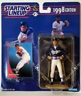 1998 Starting Lineup Hideo Nomo Los Angeles Dodgers SLU Kenner Sports Figure