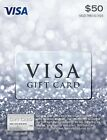 50 Gift Card Brand New Never Used Full Face Value Free Shipping