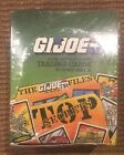 G. I. JOE REAL AMERICAN HERO COLLECTOR CARDS 50 PACKS COMIC IMAGES SEALED BOX