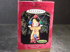 Hallmark  Ornament 1999 Crayola Crayons CLOWNIN' AROUND Clown On Unicycle