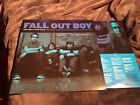 Fall Out Boy - Take This To Your Grave VINYL LP RECORD Blue Re-Press 2009 /2500