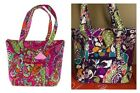 NWT Vera Bradley Villager Tote Bag Shoulder Handbag YOU CHOOSE PATTERN